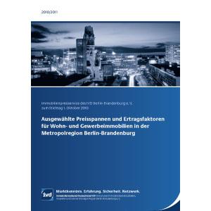 Immobilienpreisservice 2010-2011