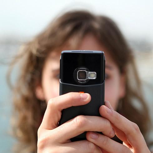 <h4>Video aufnehmen</h4>Geben Sie Ihrer Bewertung ein Gesicht und filmen Sie!